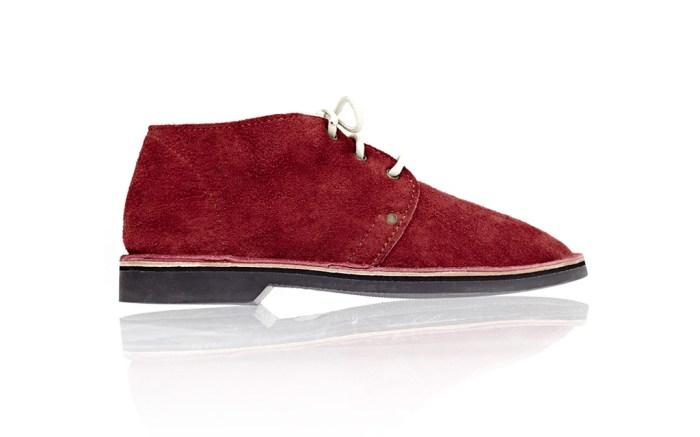 Men's Suede Shoes