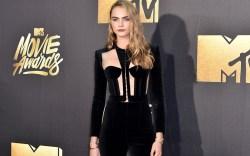 Cara Delevingne MTV Movie Awards 2016