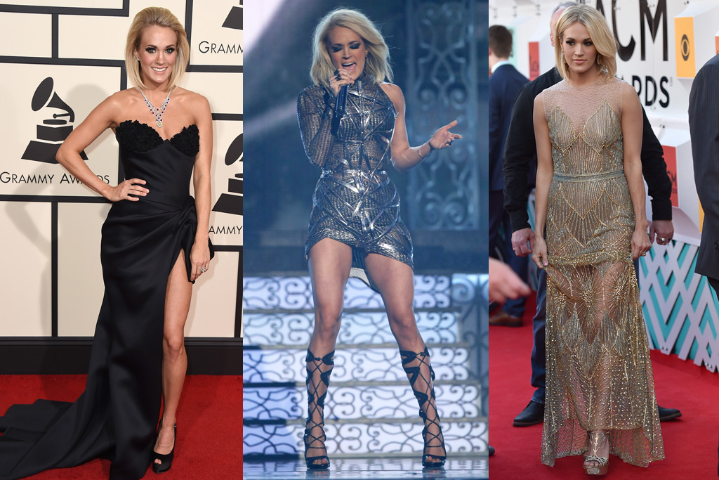 Carrie Underwood S Shoe Style Over The Years Photos Footwear News