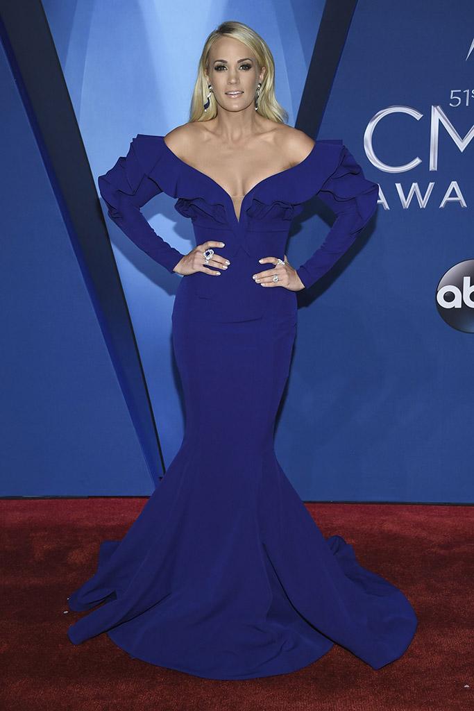 Carrie Underwood 2017 CMAs