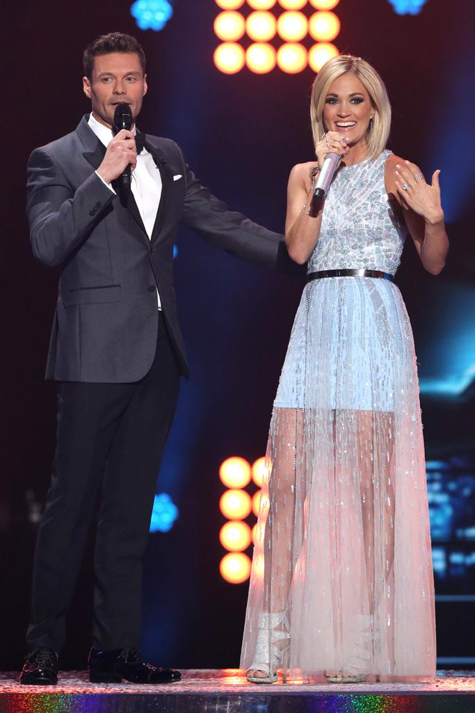 Carrie Underwood American Idol Series Finale Shoes