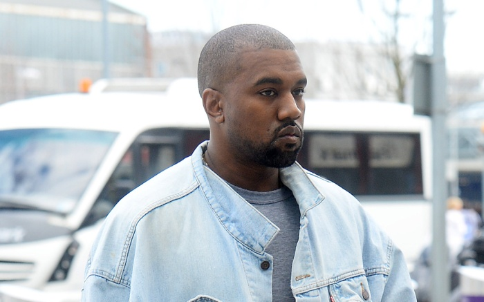 Kanye West Celebrity Airport Shoe Style