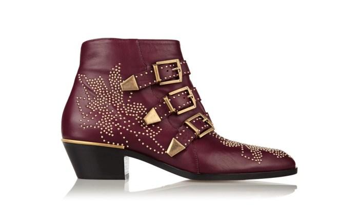 Chloe buckled shoe