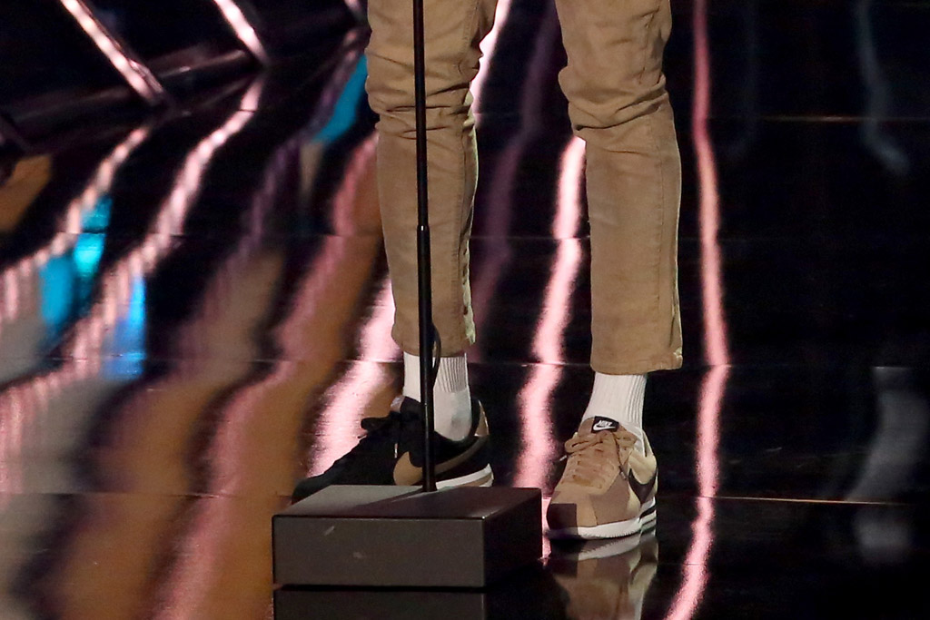 Chris Brown iHeartRadioMusic Awards 2016