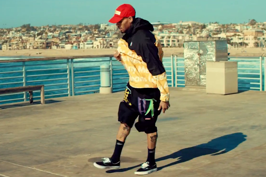 Chris Brown Paradise Benny Benassi