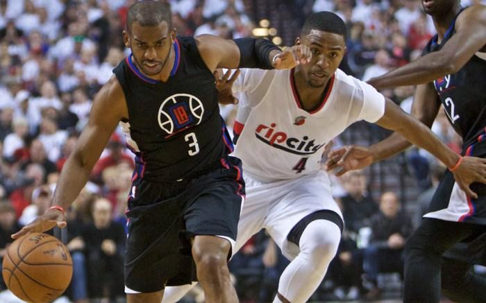 Chris Paul Jordan Brand NBA Playoffs Los Angeles Clippers