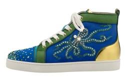 christian louboutin octopus sneaker
