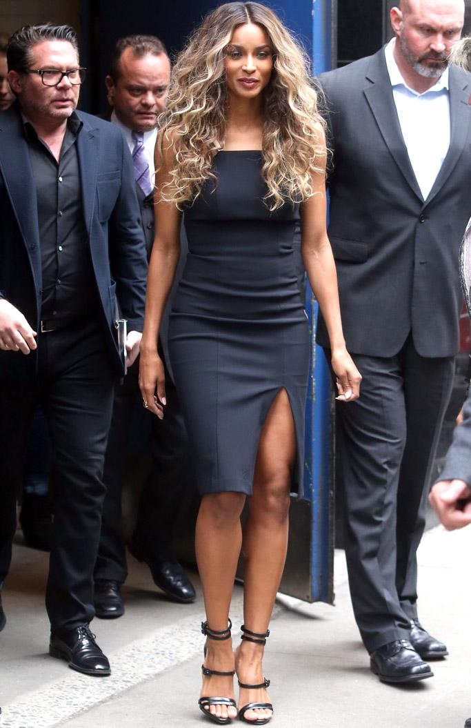 Ciara in Giuseppe Zanotti Coline