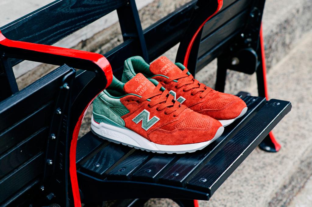 Boston Concepts New Balance City Rivalry 998