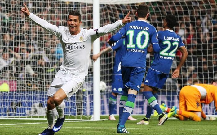 Cristiano Ronaldo Real Madrid Nike