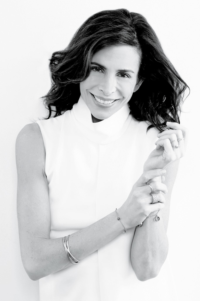 Stylist Cristina Ehrlich
