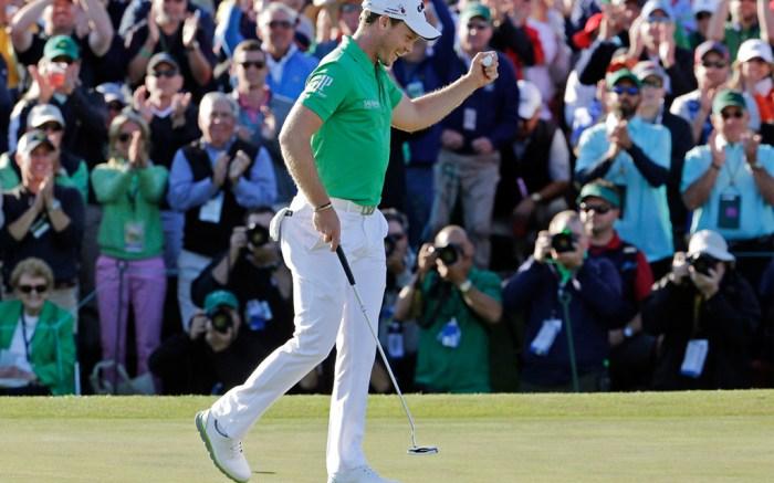 danny willett footjoy golf shoes
