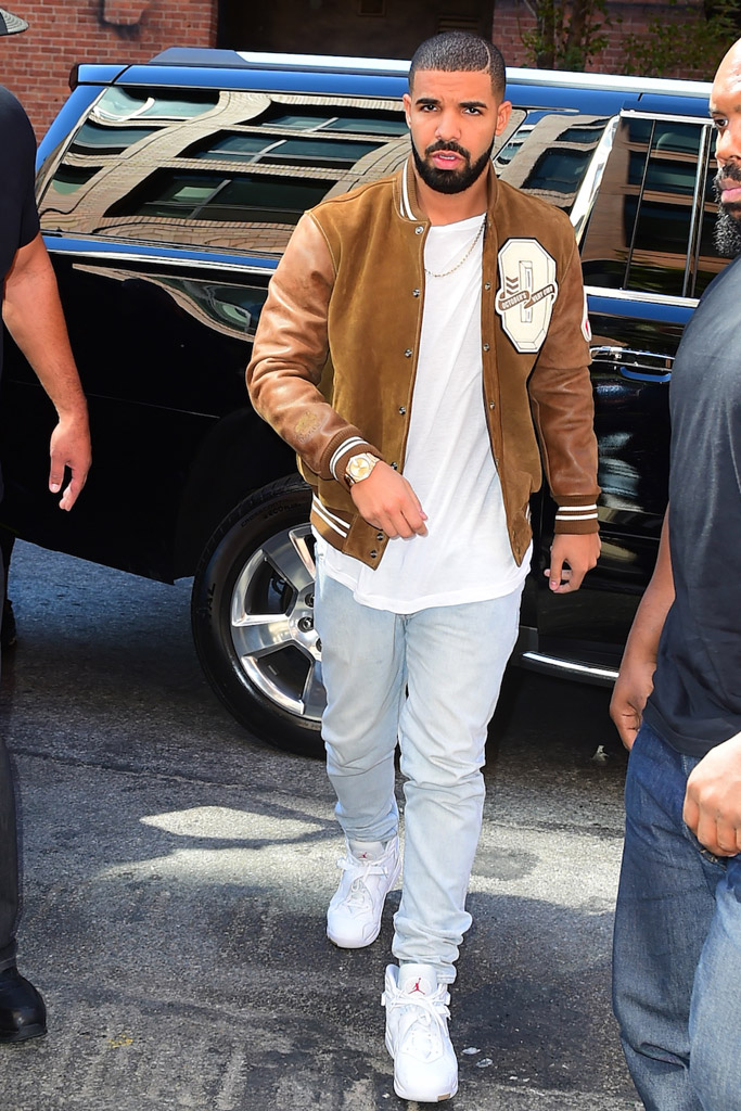 Drake Celebrity Sneakers tyle
