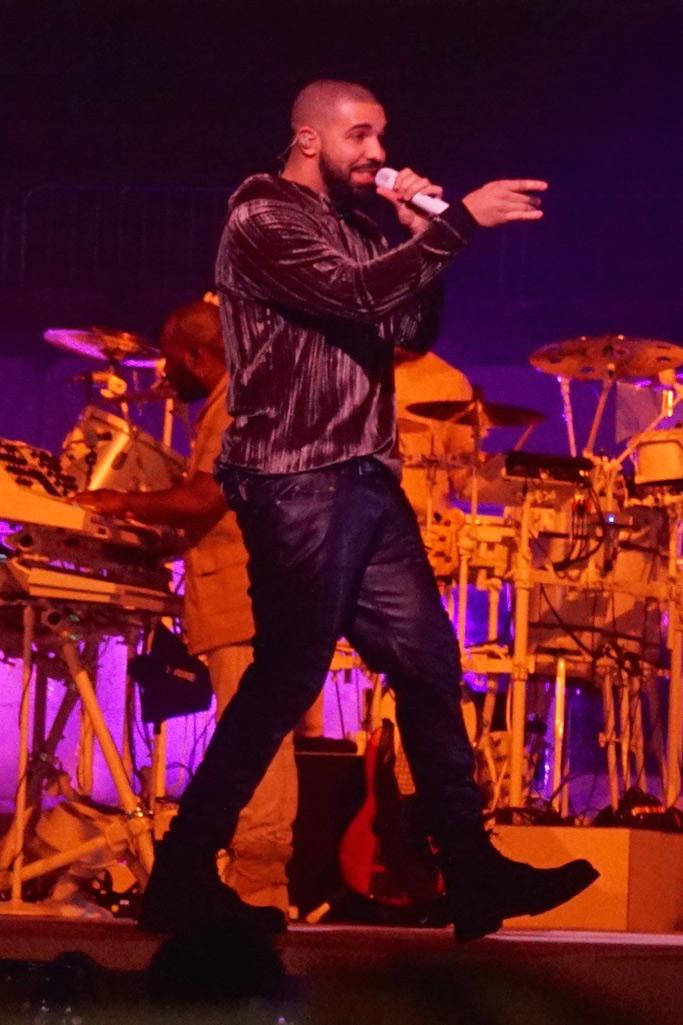 Drake Rihanna Anti World Tour Shoes