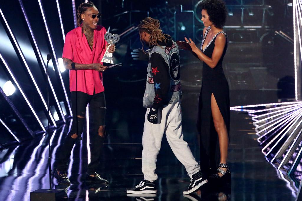 Fetty Wap iHeartRadio Music Awards 2016