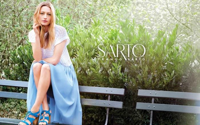 Franco Sarto Shoes Spring 2016 Ad Campaign