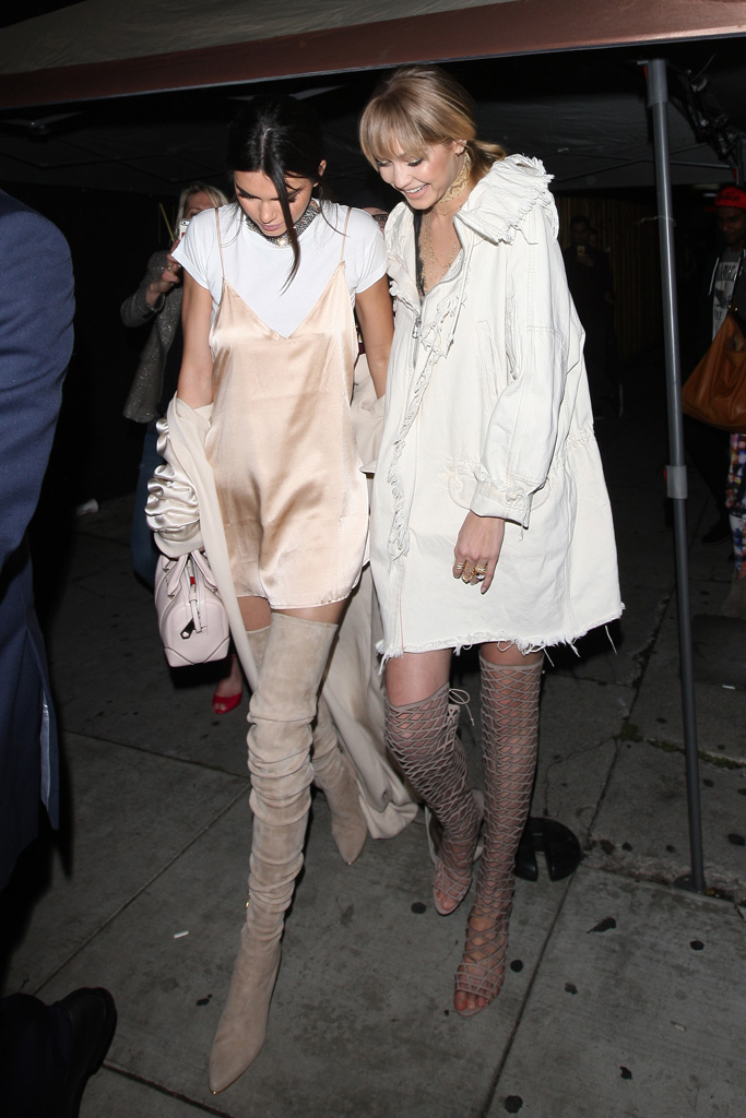 Kendall Jenner Gigi Hadid MTV Movie Awards