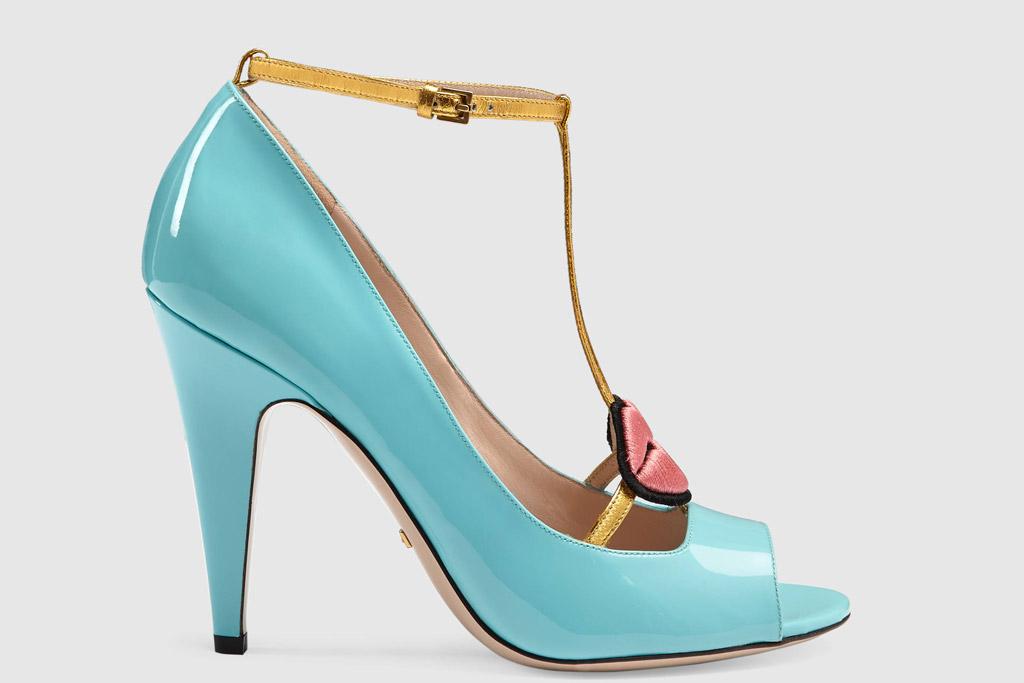 gucci pre-fall heel