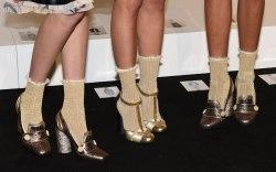 The Top Sock & Hosiery Trends