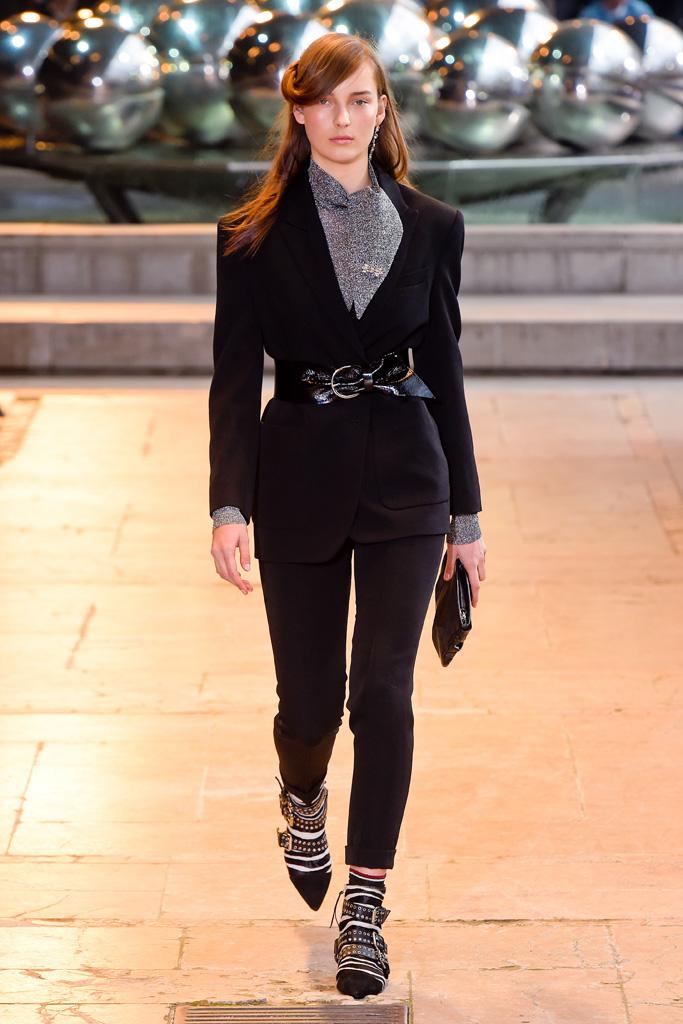 Isabel Marant Fall 2016 Boots
