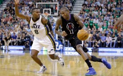 Jamal Crawford Los Angeles Clippers Brandblack