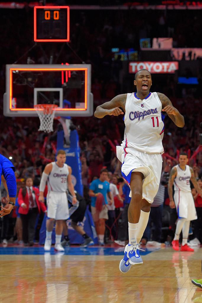 Jamal Crawford Los Angeles Clippers Brandblack J.Crossover II