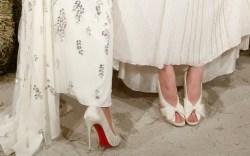 Jenny Packham Bridal Spring 2017 Shoes