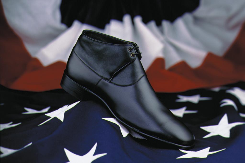 J&M Abraham Lincoln Shoe