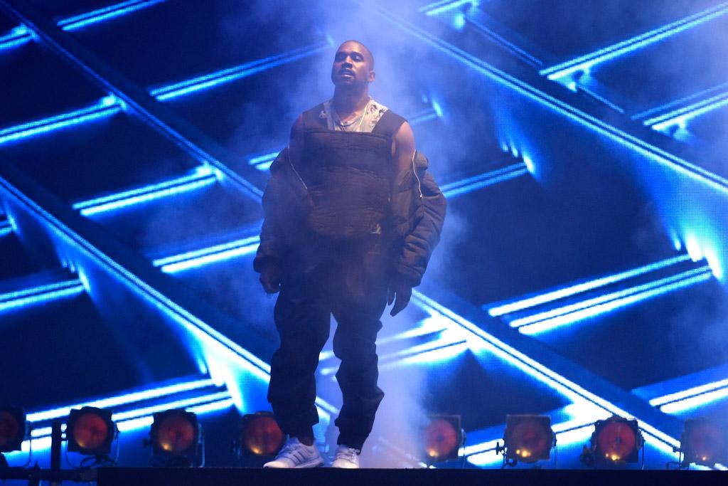 Kanye West 2015 Billboard Music Awards Adidas Ultra Boost