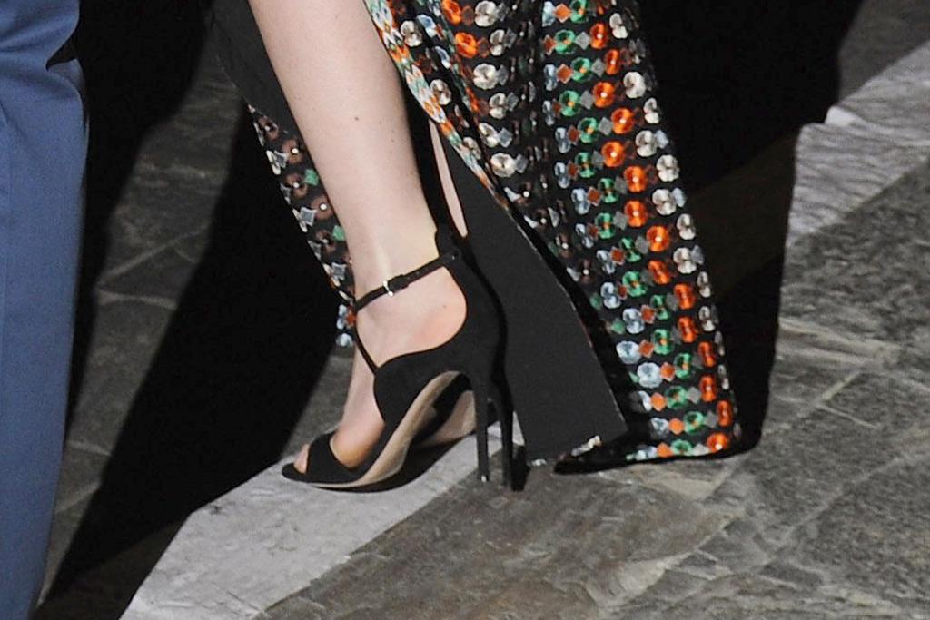 Kate Middleton Drew Barrymore Tory Burch Dress