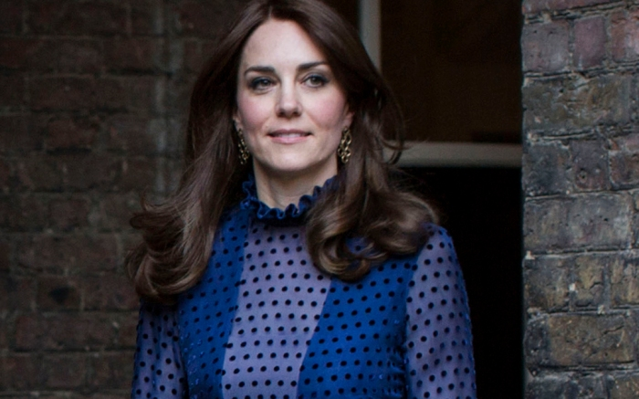 Kate Middleton Kensington Palace Reception