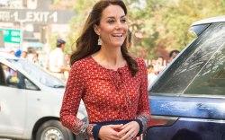 Kate Middleton Wears L.K. Bennett And
