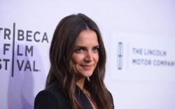 Katie Holmes Tribeca Film Festival 2016