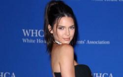 Kendall Jenner white house correspondence dinner