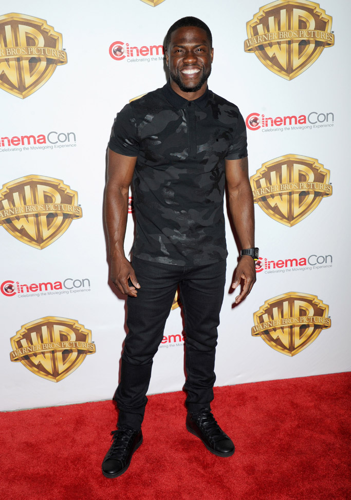 Kevin Hart CinemaCon 2016