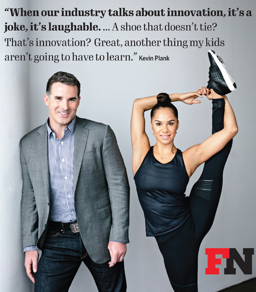 Kevin Plank CEO Under Armour