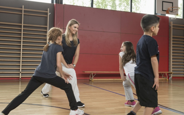 Lack of Physical Ed classes for kids in school