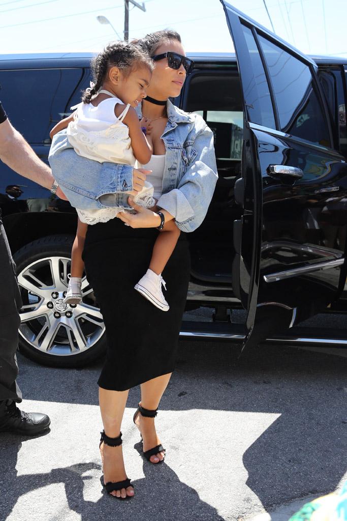 Kim Kardashian Shoe Style