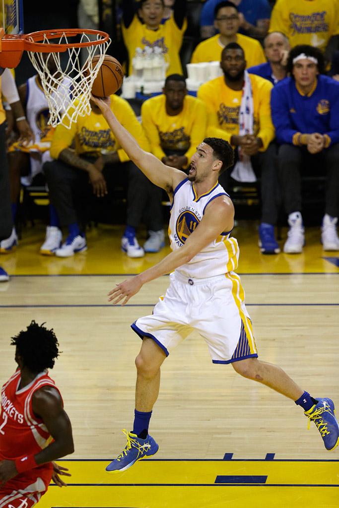 Klay Thompson Golden State Warriors Anta KT