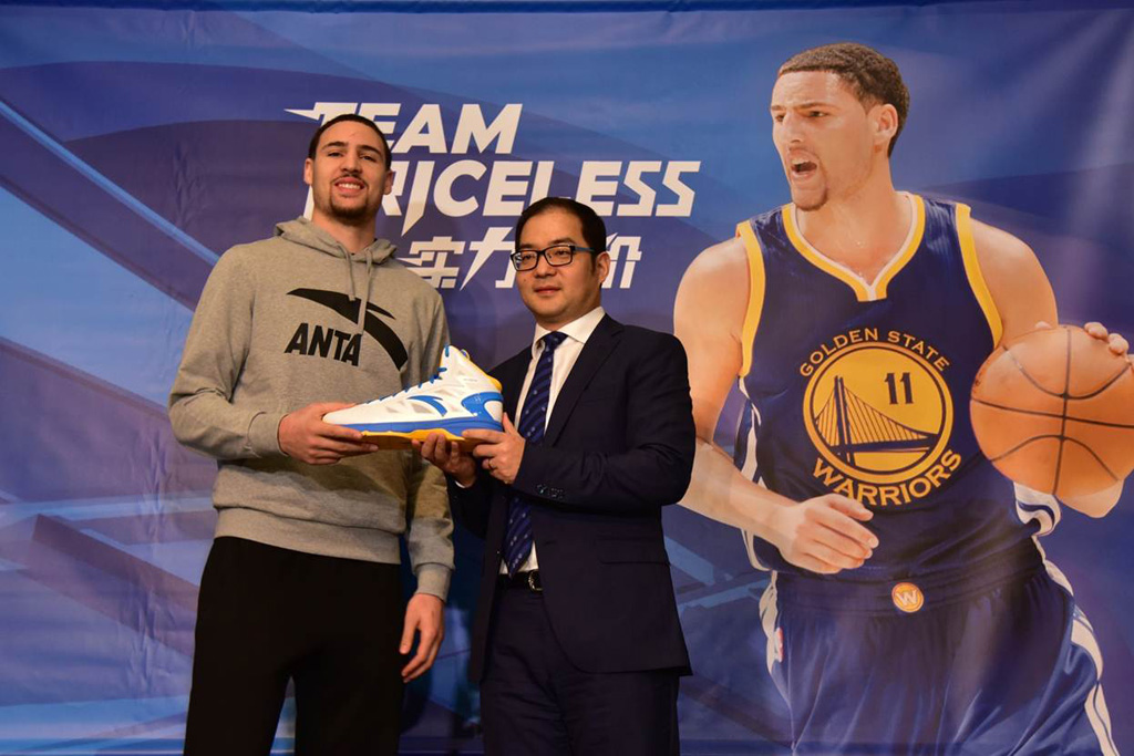 Klay Thompson's Signature Shoes Are A