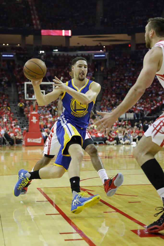 Klay Thompson Anta KT Golden State Warriors NBA Playoffs
