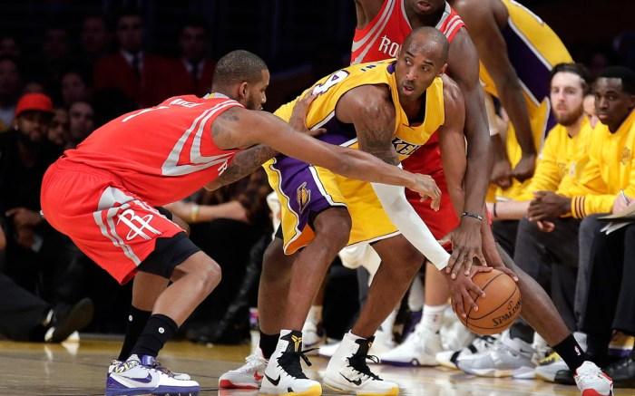 Kobe Bryant's Final Season