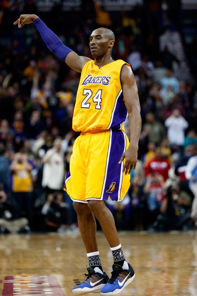 Kobe Bryant Nike Kobe 11 BHM