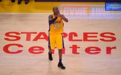 Kobe Bryant Final Game