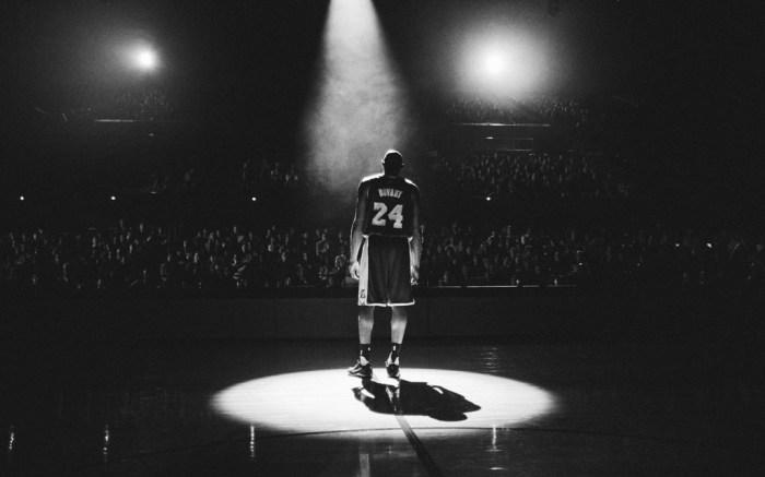 Kobe Bryant Nike Last Game