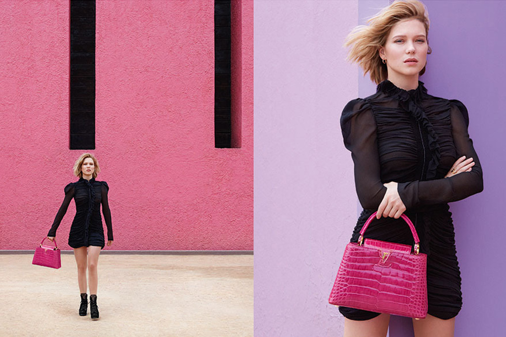 Louis Vuitton Spring 2016 Ad Campaign