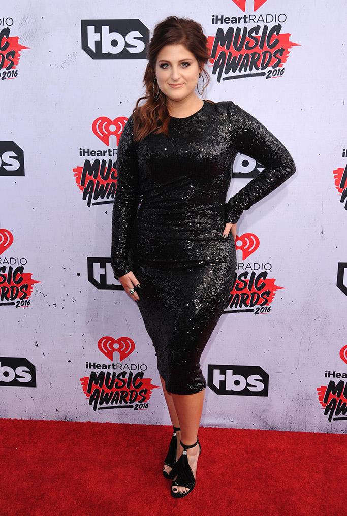 Meghan Trainor iHeartRadio Awards 2016 Red Carpet
