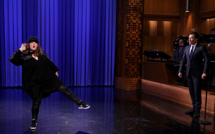 Melissa McCarthy Jimmy Fallon Lip Sync Battle
