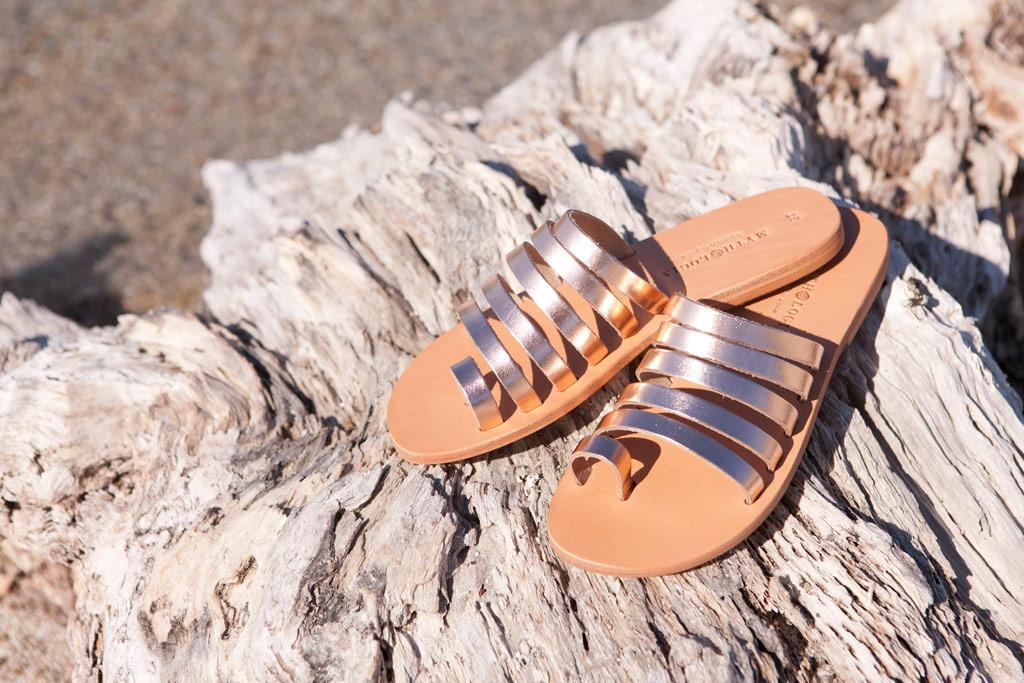 Mythologia Eirene sandal