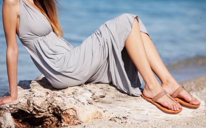 Mythologia Iole sandal